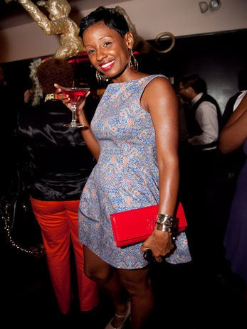 Street Style: Tracee Ellis Ross Party