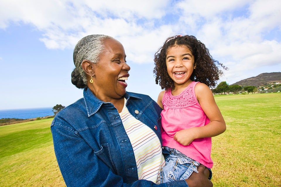 The Write or Die Chick: Grandparents Rock!