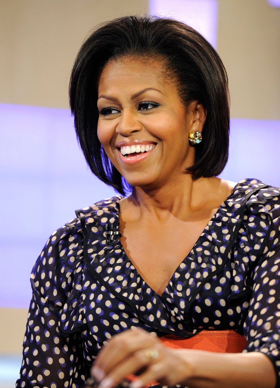 Coffee Talk: Michelle Obama to Appear on 'The Tonight Show'