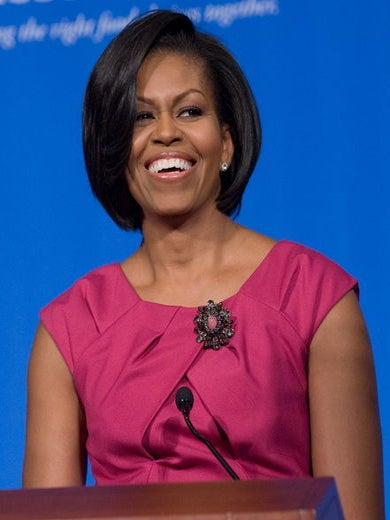 Michelle Obama's New Deal with Red Lobster, Olive Garden