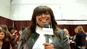 Beauty All-Access: Backstage at Tracy Reese's Fashion Show