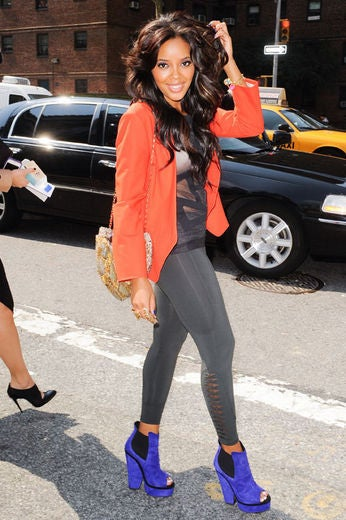Girl About Town: Angela Simmons