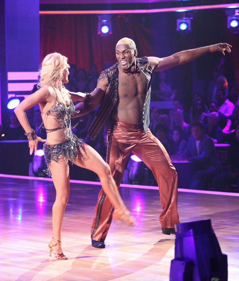 Metta World Peace Dishes on 'Dancing with the Stars'