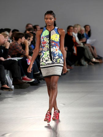 London Fashion Week Spring 2012 Trend Report