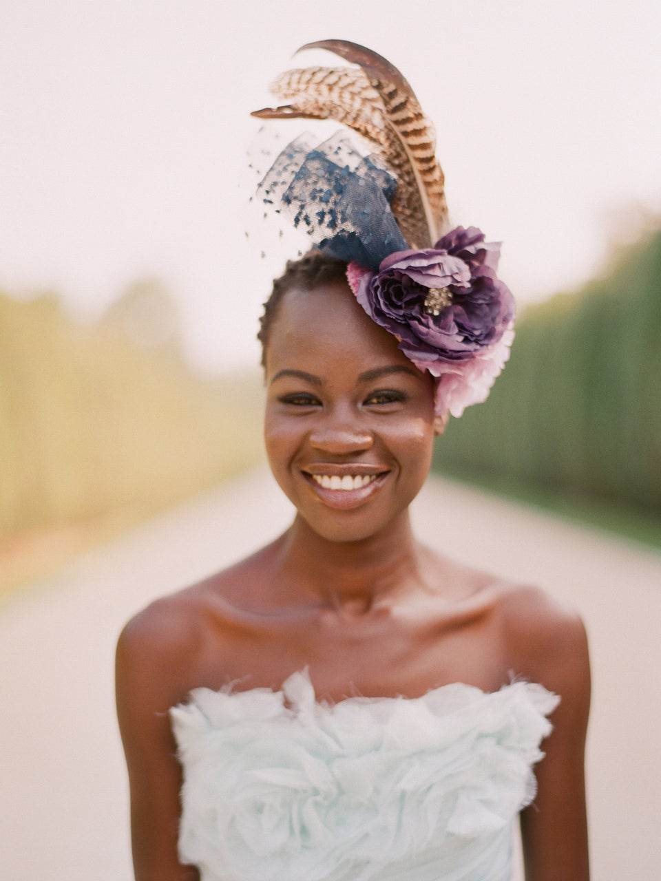 Wedding Trend of the Week: Go for the Drama