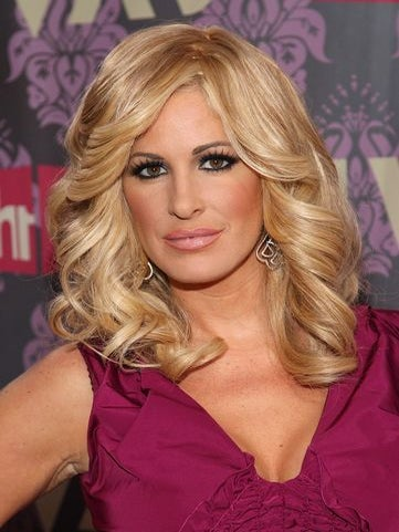 'RHOA' star Kim Zolciak Weds on Lucky Day 11-11-11