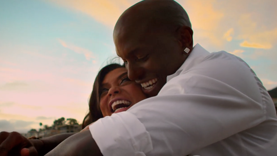 Must-See: Tyrese's 'Stay' Video featuring Taraji P. Henson