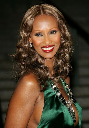 Iman to Receive Rodeo Drive Walk of Style Award