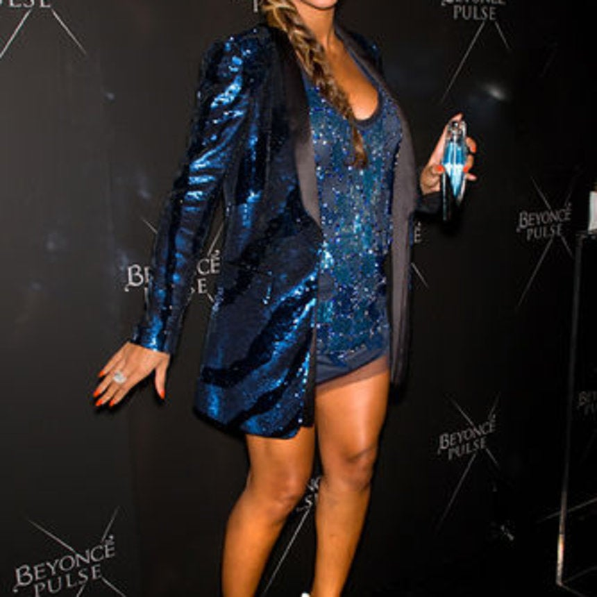 Beyonce Launches New Scent, Pulse