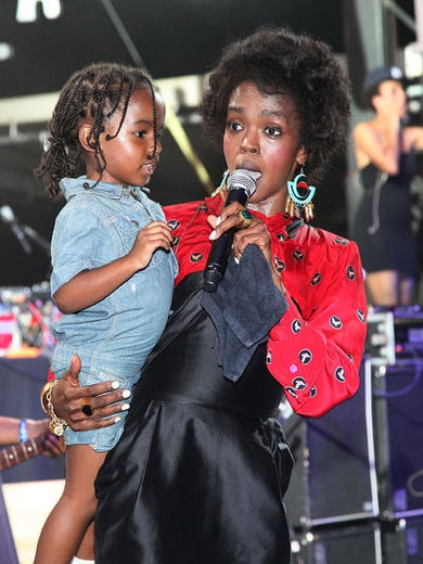 Our Favorite Hip Hop Mommies