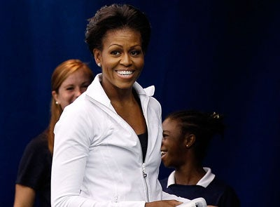 First Lady Style: Michelle Obama's Workout Chic