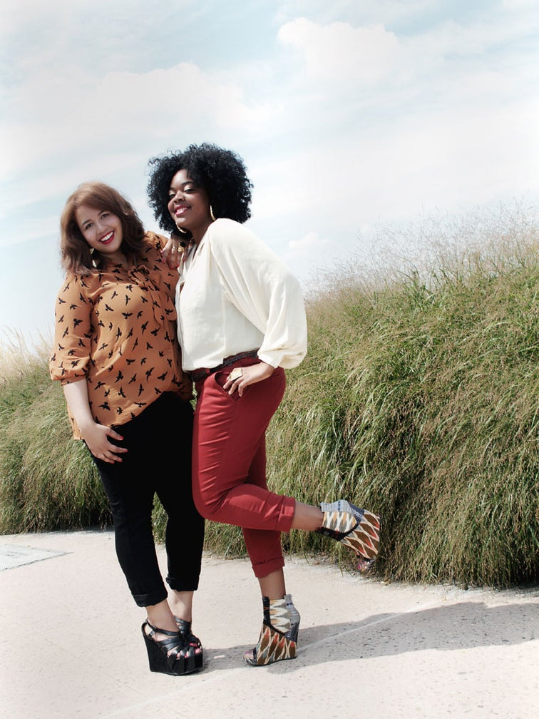 Curvy Girls: Five Fall Must-Haves