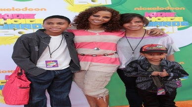 Celeb Moms: Holly Robinson Peete and Her Children