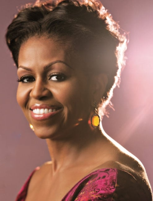 The Leading Lady: Michelle Obama
