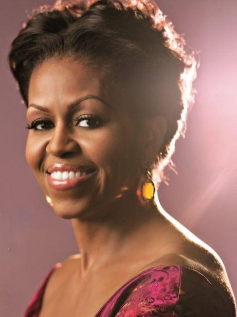 Michelle Obama Shares Her First Tweet
