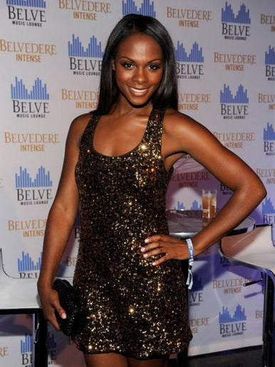 Coffee Talk: Tika Sumpter and R. Kelly to Join 'Sparkle'