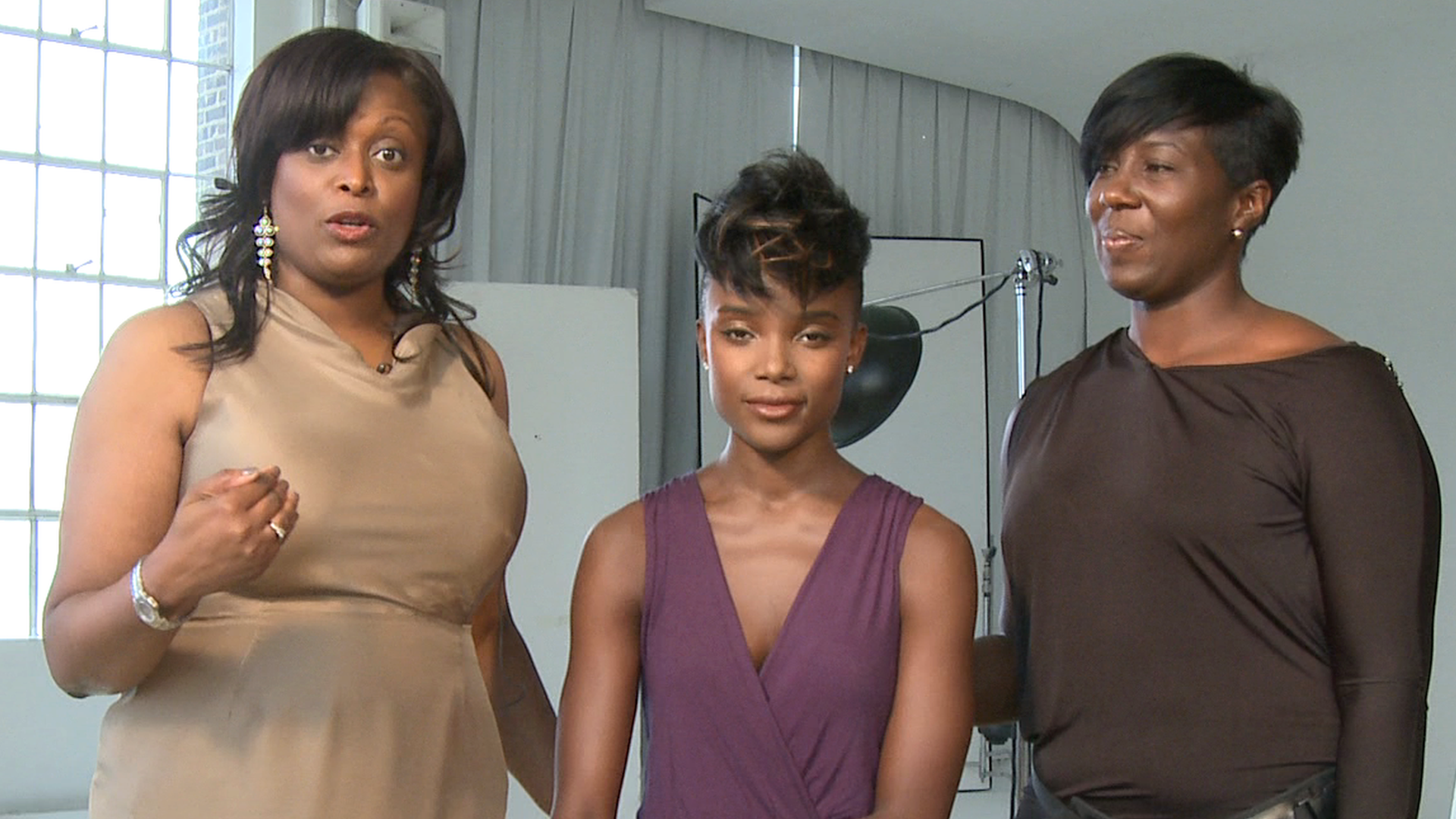 "ESSENCE's ""Hot Hair"" Issue Videos: Bangs, Part 1"