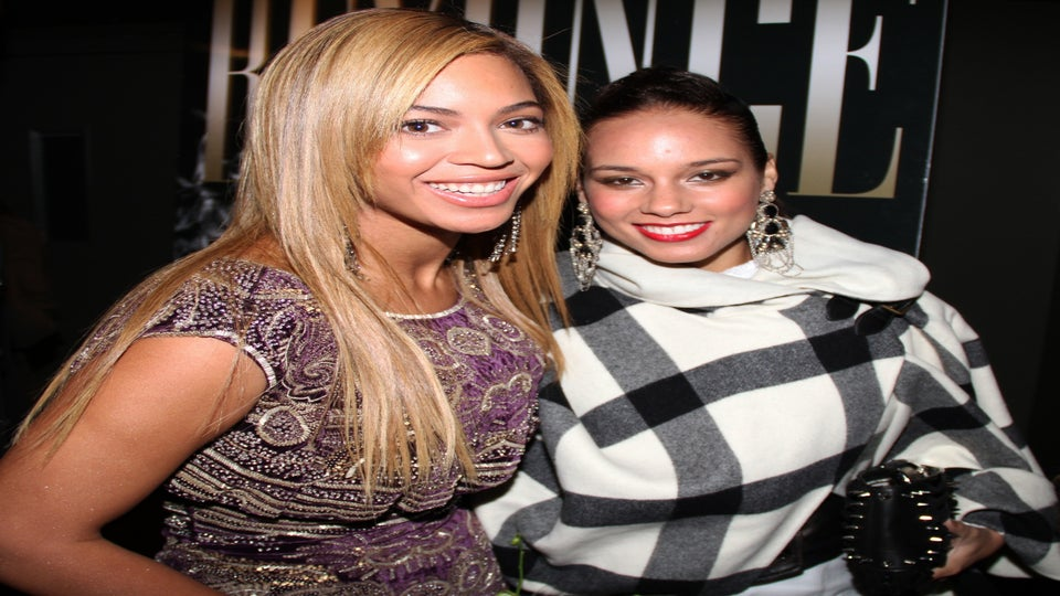 Alicia Keys and Swizz Beatz are 'Excited' for Beyonce