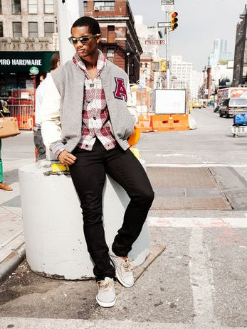 Street Style: Men's Fall Fashion Special