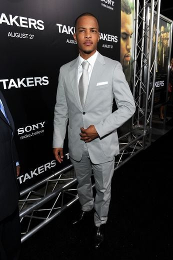 T.I. Released from Atlanta Halfway House