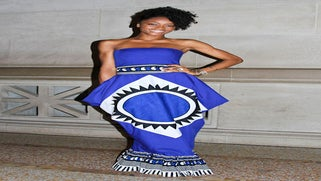 Street Style: 'An Evening of Many Cultures' Gala