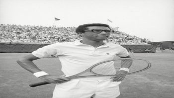 Hollywood Bound: An Arthur Ashe Biopic Is In The Works