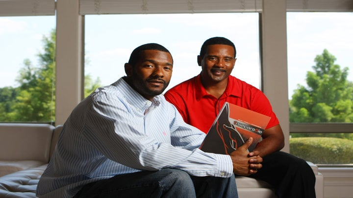 5 Questions with NFL Players Danny & Mark Bradley on Being '1nseparable'