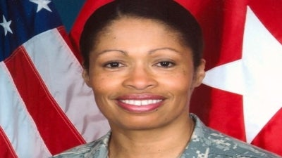 US Army Selects First Black Female Major General