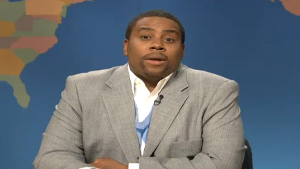 Must-See: Kenan Thompson Pokes Fun at Tyler Perry