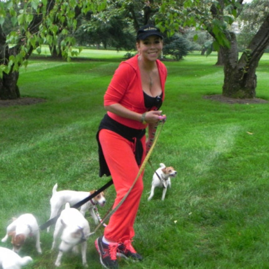 Mariah Carey Drops 70 Pounds