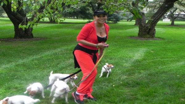 Mariah Carey's Weight-Loss Journey