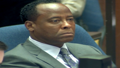 Dr. Conrad Murray Not on Suicide Watch