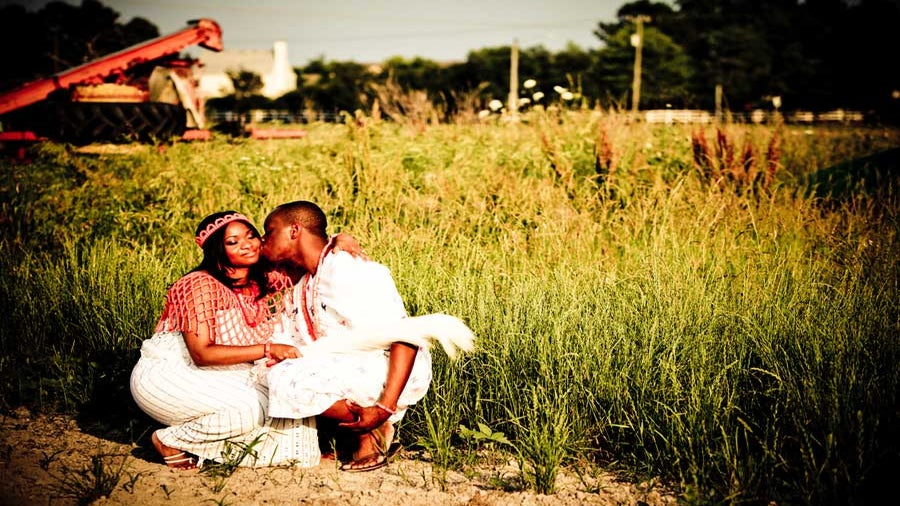 Just Engaged: Chi-Chi and Ifeanyi