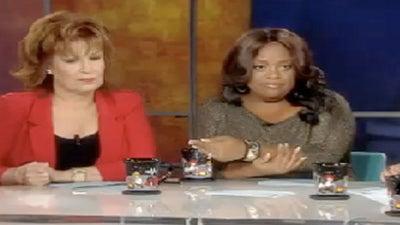 Must-See: Sherri Shepherd Blasts Barbara Walters for Using N-Word