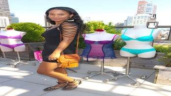 Celeb Style Favorites: Joy Bryant's Madewell Bag