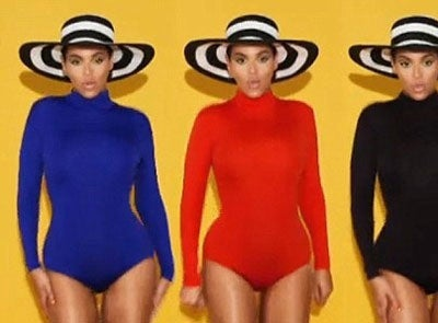Must-See: Beyonce Shows Off Baby Bump in 'Countdown' Video