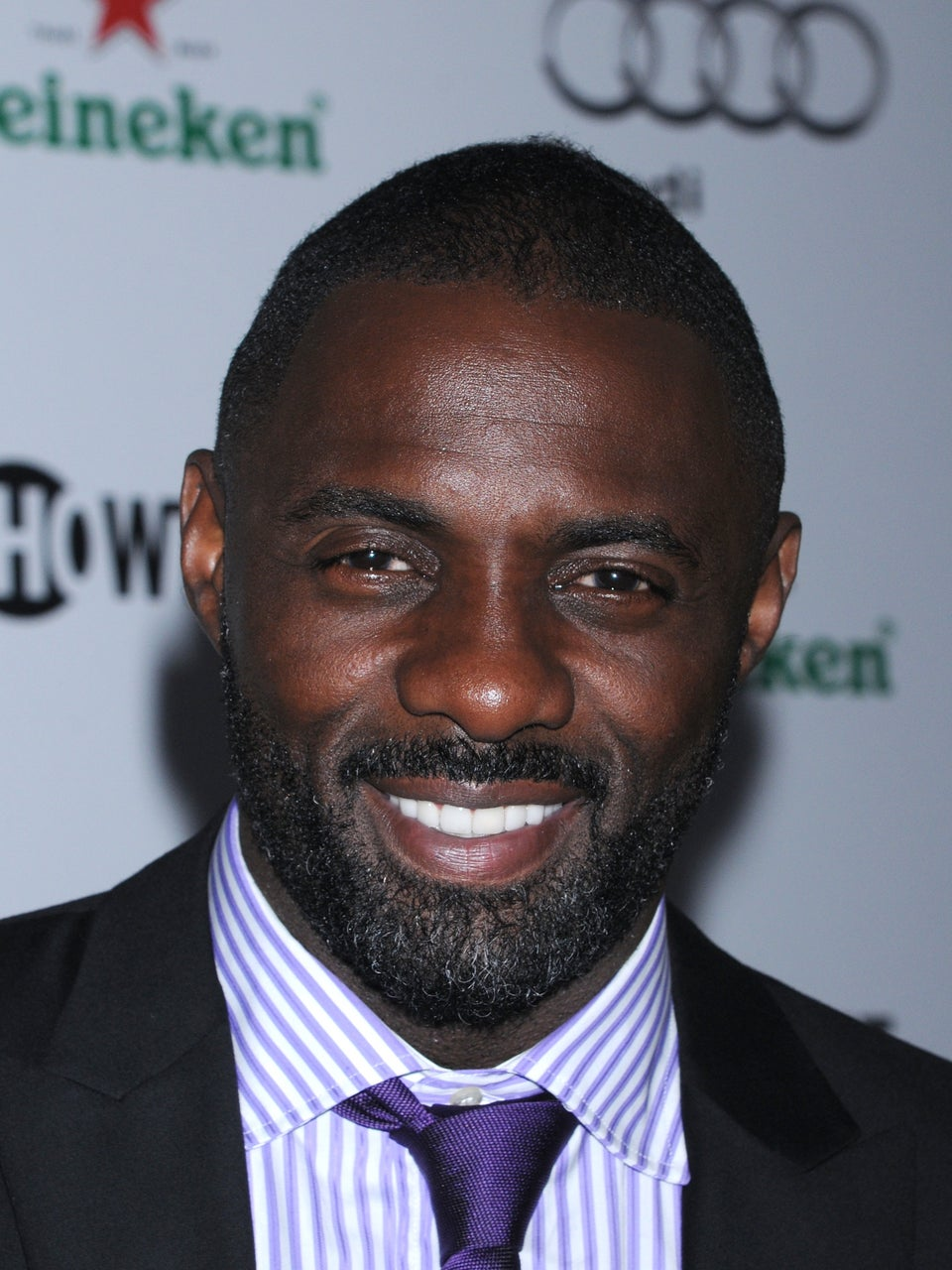 Idris Elba Gushes Over Daughter in ESSENCE
