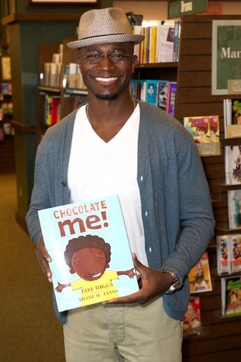 5 Questions with Taye Diggs on His Children's Book, 'Chocolate Me'