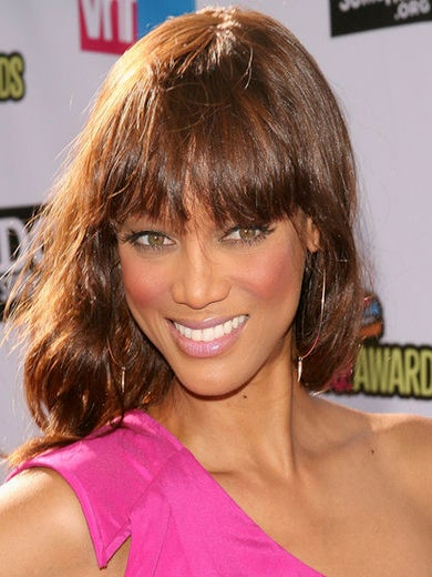 Tyra Banks is a New York Times Best-Selling Author