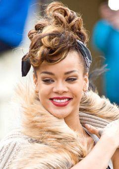Coffee Talk: Rihanna Wishes Chris Brown Well