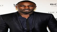 Idris Elba Honored with Crime Thriller Award