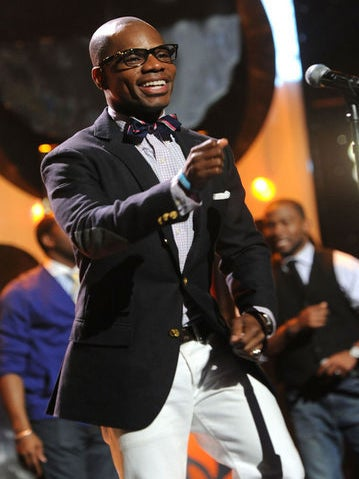 Kirk Franklin Launches the 'Fearless Tour'