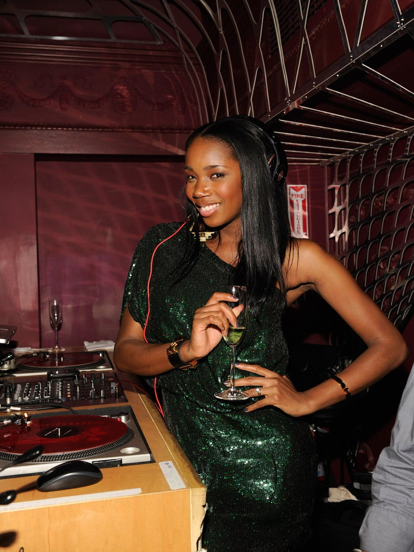 Girl About Town: DJ Kiss