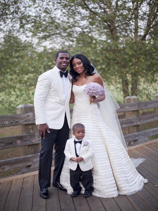 Bridal Bliss Exclusive: Chris Paul and Jada Crawley's Wedding