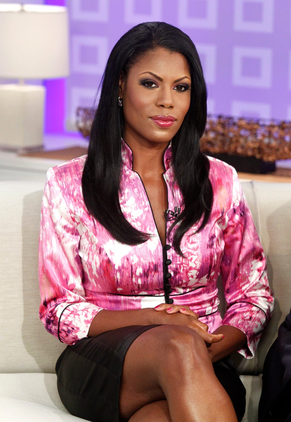 Omarosa Manigault's Brother Murdered in Lover's Triangle