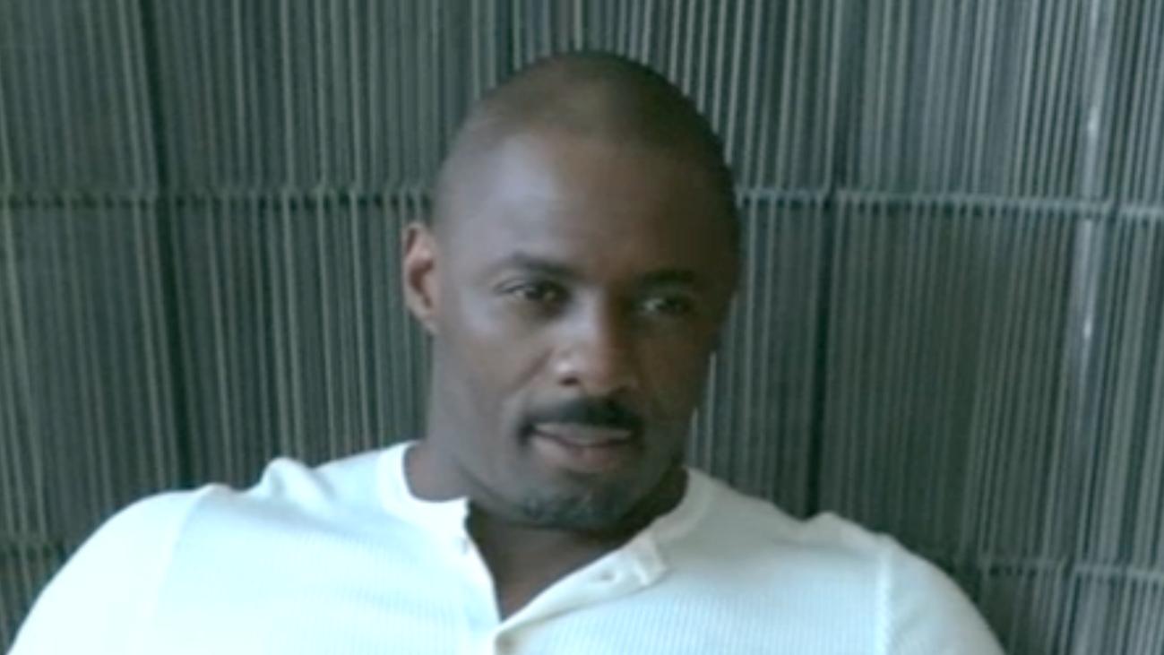 Behind the Scenes of Idris Elba's Cover
