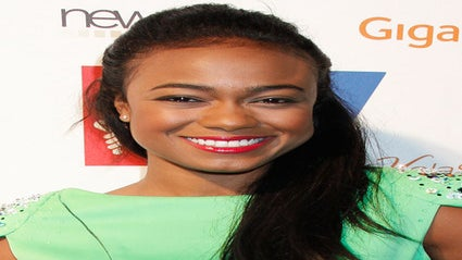 Tatyana Ali Sheds Tears over Black Girls Rock