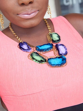 Street Style: Statement Jewelry
