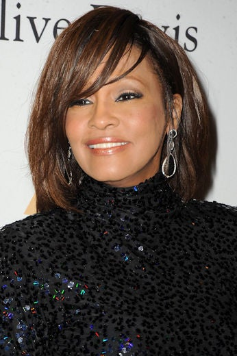 Whitney Houston Approached to Judge US 'X Factor'