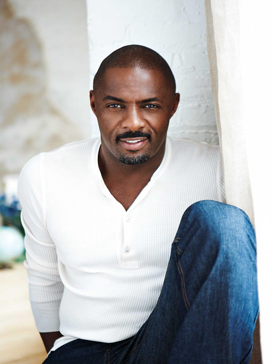 Eye Candy: Idris Elba